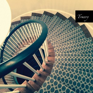 images Tracery Staircase Installation 1